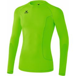 Erima Elemental Longsleeve Shirt Lange Mouw Kinderen - Green Gecko