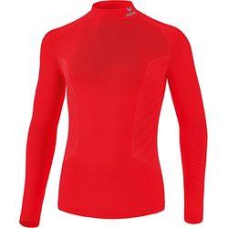 Erima Athletic Shirt Opstaande Kraag Heren - Rood