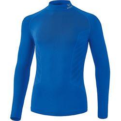 Erima Athletic Shirt Opstaande Kraag Heren - New Royal