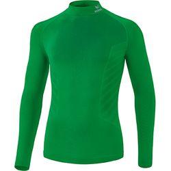 Erima Athletic Shirt Opstaande Kraag Kinderen - Smaragd