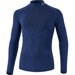 Erima Athletic Shirt Opstaande Kraag Heren - New Navy