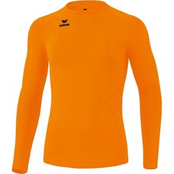 Erima Athletic Longsleeve Heren - New Orange