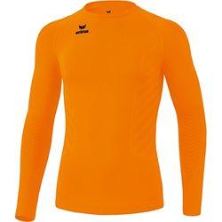 Erima Athletic Longsleeve Hommes - New Orange