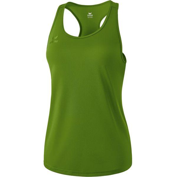 Erima Tanktop Dames - Twist Of Lime