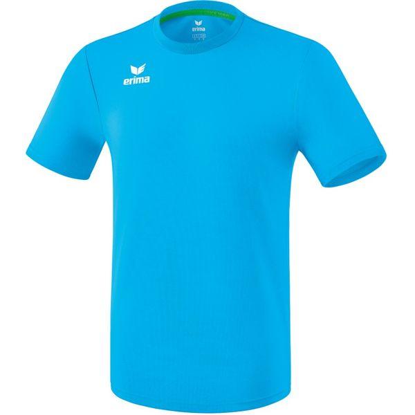 Erima Liga Shirt Korte Mouw - Curacao