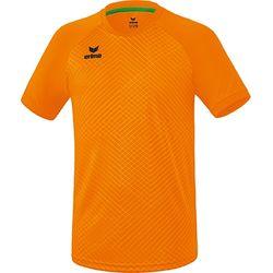 Erima Madrid Shirt Korte Mouw Kinderen - New Orange