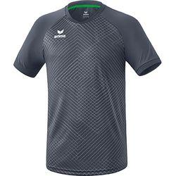 Erima Madrid Shirt Korte Mouw Kinderen - Slate Grey