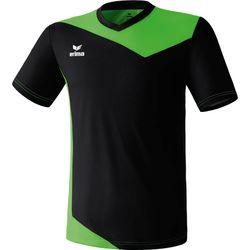 Voorvertoning: Erima Glasgow Shirt Korte Mouw Kinderen - Zwart / Green
