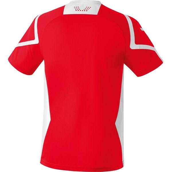 Erima Razor 2.0 Shirt Korte Mouw Heren - Rood / Wit