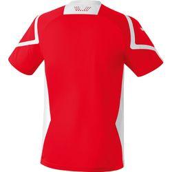 Voorvertoning: Erima Razor 2.0 Shirt Korte Mouw Heren - Rood / Wit