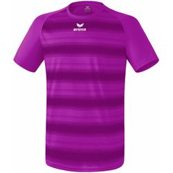 Erima Santos Shirt Korte Mouw - Grape