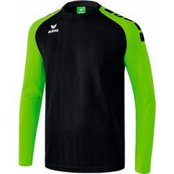 Erima Tanaro 2.0 Voetbalshirt Lange Mouw Kinderen - Zwart / Green Gecko