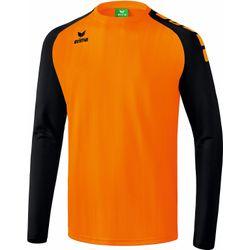 Erima Tanaro 2.0 Voetbalshirt Lange Mouw Kinderen - Oranje / Zwart