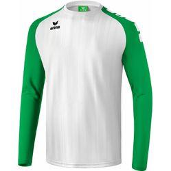 Erima Tanaro 2.0 Voetbalshirt Lange Mouw Heren - Wit / Smaragd