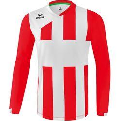 Erima Siena 3.0 Voetbalshirt Lange Mouw Heren - Rood / Wit
