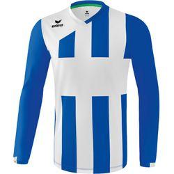 Erima Siena 3.0 Voetbalshirt Lange Mouw Heren - New Royal / Wit