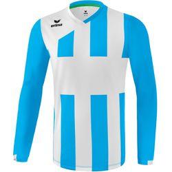 Erima Siena 3.0 Voetbalshirt Lange Mouw - Curacao / Wit