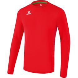 Erima Liga Voetbalshirt Lange Mouw Kinderen - Rood