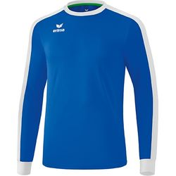 Erima Retro Star Voetbalshirt Lange Mouw Heren - New Royal / Wit