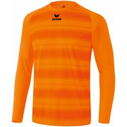 Erima Santos Voetbalshirt Lange Mouw Heren - Oranje