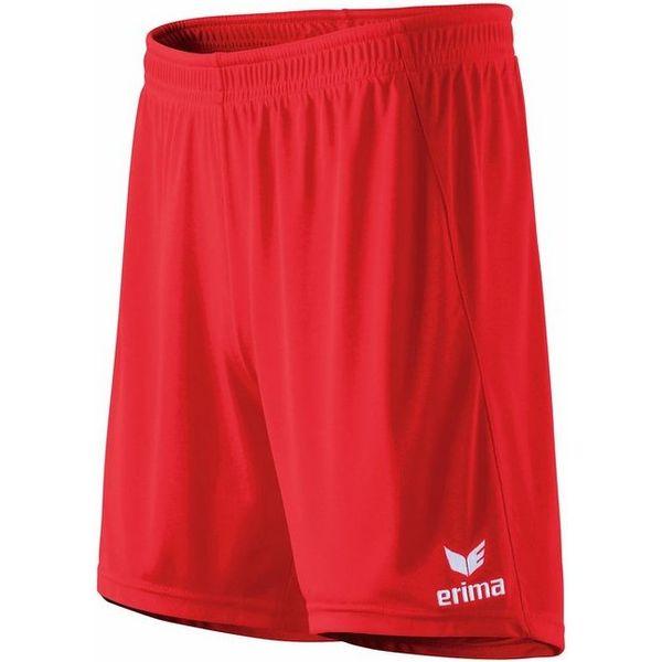 Erima Rio 2.0 (Zonder Binnenslip) Short Heren - Rood