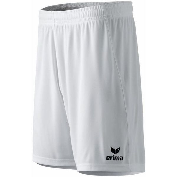Erima Rio 2.0 (Zonder Binnenslip) Short Heren - Wit