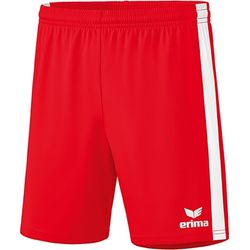 Erima Retro Star Short Heren - Rood / Wit