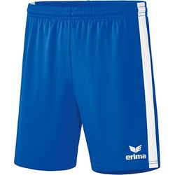 Erima Retro Star Short Enfants - New Royal / Blanc