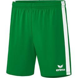 Erima Retro Star Short Hommes - Vert / Blanc