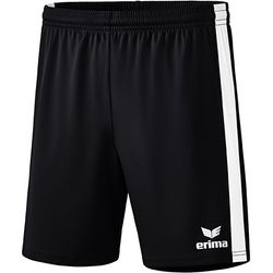 Erima Retro Star Short - Zwart / Wit