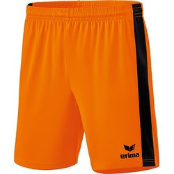 Erima Retro Star Short Kinderen - New Orange / Zwart