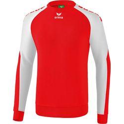Erima Essential 5-C Sweatshirt - Rood / Wit