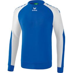 Voorvertoning: Erima Essential 5-C Sweatshirt Kinderen - New Royal / Wit