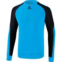 Erima Essential 5-C Sweatshirt - Curacao / Zwart