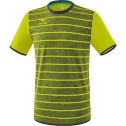 Erima Roma Shirt Korte Mouw Kinderen - Bio Lime / Slate Grey