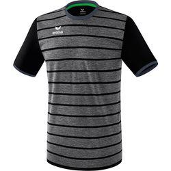 Erima Roma Shirt Korte Mouw Heren - Zwart / Slate Grey
