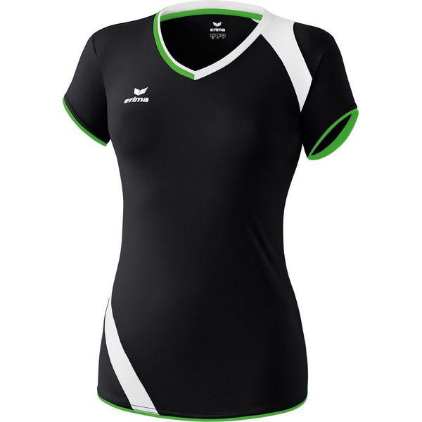Erima Granada Tanktop Dames - Zwart / Green / Wit