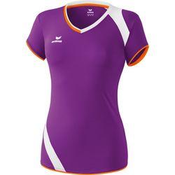 Erima Granada Tanktop Dames - Purple / Oranje / Wit