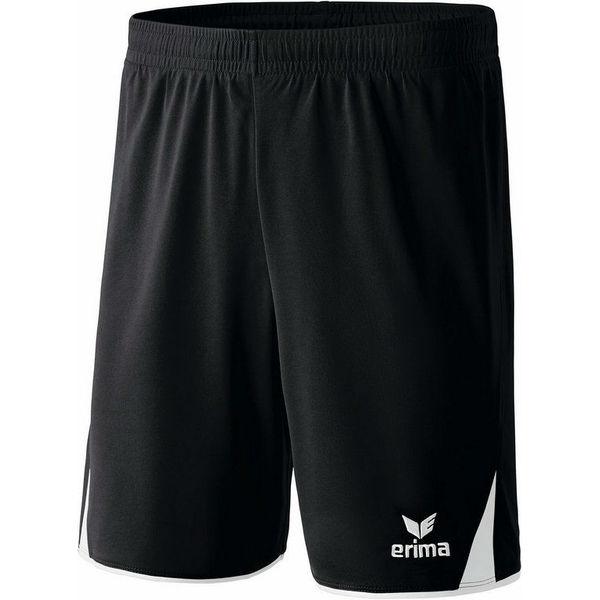 Erima 5-Cubes Short Heren - Zwart / Wit