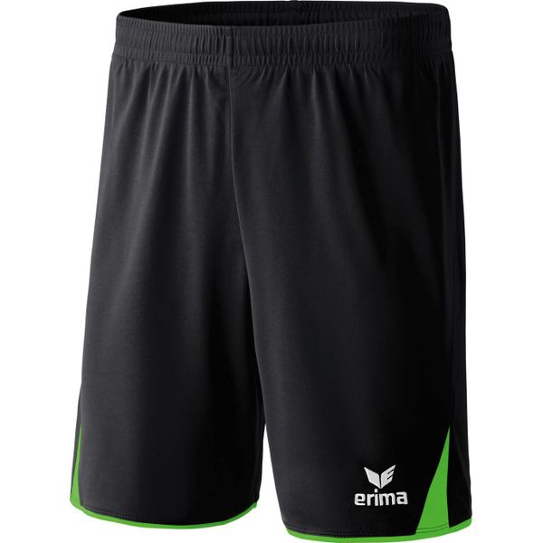 Erima 5-Cubes Short Kinderen - Green / Zwart