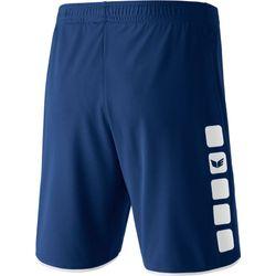 Voorvertoning: Erima 5-Cubes Short Heren - New Navy / Wit