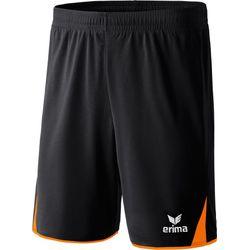 Voorvertoning: Erima 5-Cubes Short Kinderen - Zwart / Oranje