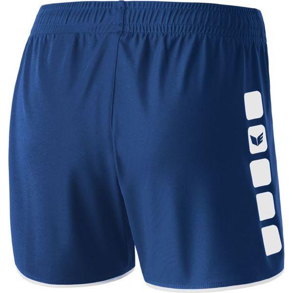 Erima 5-Cubes Short Dames - New Navy / Wit