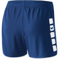 Voorvertoning: Erima 5-Cubes Short Dames - New Navy / Wit