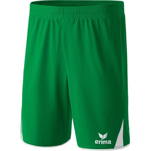Erima 5-Cubes Short Heren - Smaragd / Wit