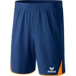 Présentation: Erima 5-Cubes Short Hommes - New Navy / Néon Orange