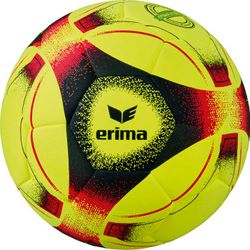 Erima Hybrid Indoor (4) Football - Jaune / Rouge / Noir