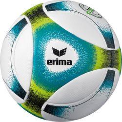 Erima Hybrid Futsal Football - Blanc / Pétrole / Lime / Noir