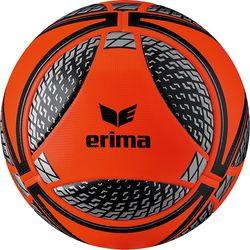 Erima Senzor Match Wedstrijdbal - Fluo Oranje / Zwart