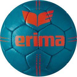 Erima Pure Grip Heavy Handball - Pétrole / Coral